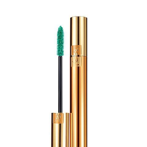 Luxurious Mascara Spring 2016 in Green