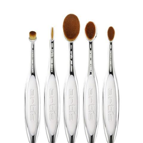 Elite Mirror 5 Brush Set