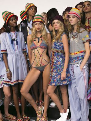 Tommy Hilfiger Show Will Grant Photo Pit Access for Instagram VIPs