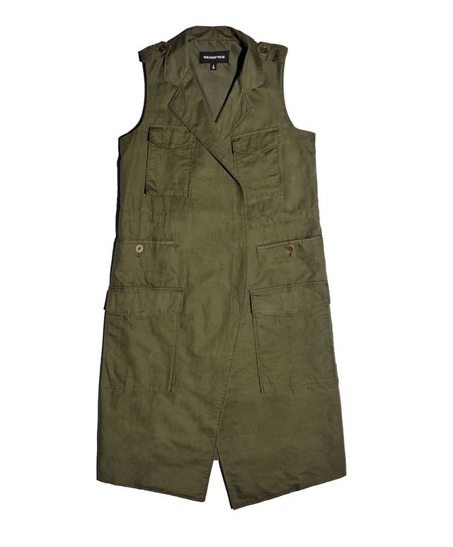 Who What Wear Trench Vest