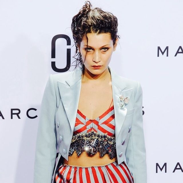Bella Hadid Lands Marc Jacobs Campaign