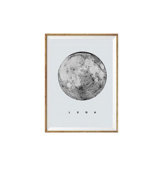 Fybur Luna Print