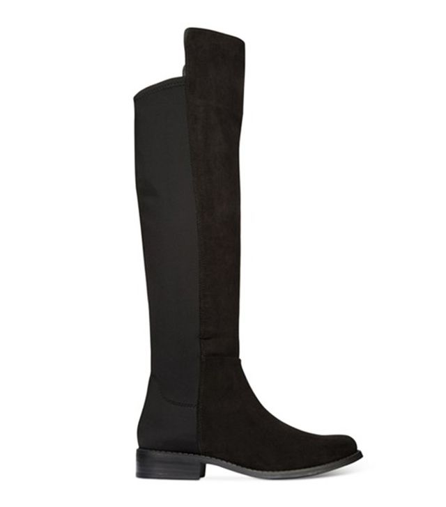 Rampage Over the Knee Boots