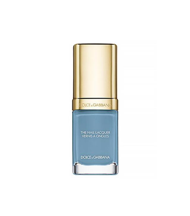 Dolce & Gabbana Nail Polish in Aqua