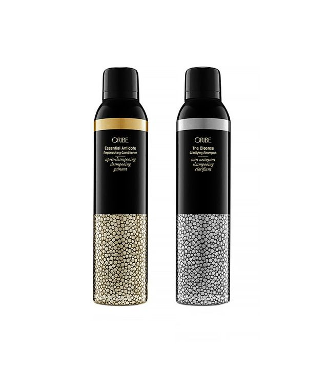 Oribe The Cleanse Clarifying Shampoo and Conditioner