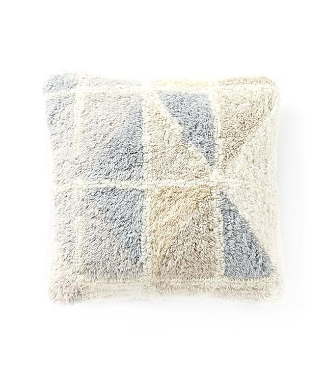 Roar + Rabbit for West Elm Irregular Geo Wool Pillow Cover