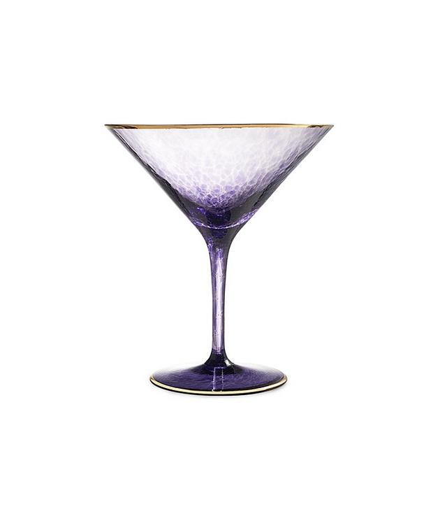 Waterford Rebel Lead Crystal Martini Glass