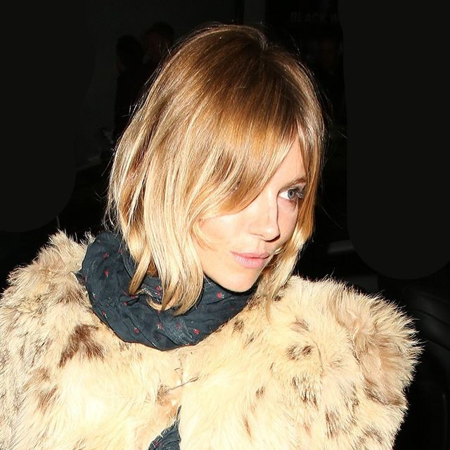 Sienna Miller's New Bag Is Wildly Cool