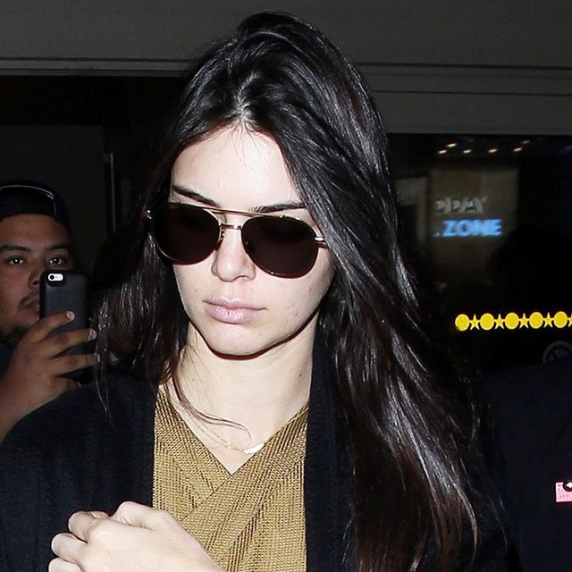 Kendall Jenner Wore Every Spring Trend Worth Knowing at the Airport