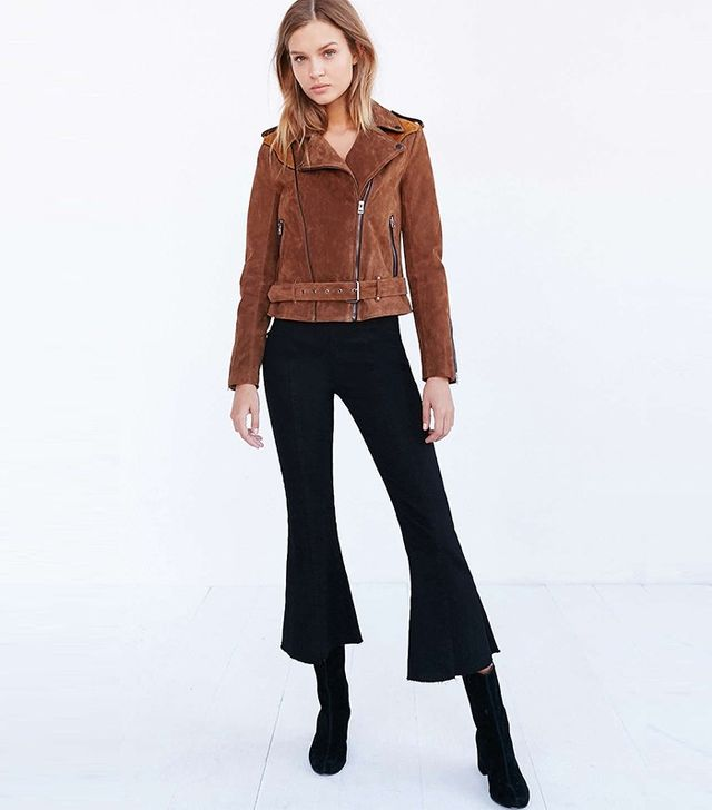BDG High-Rise Cropped Flares