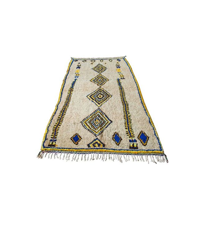 The Apartment Moroccan Azilal Rug