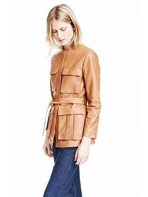 Love, Want, Need: H&M's Luxe Leather Jacket