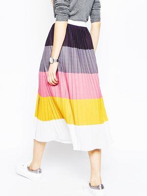Love, Want, Need: ASOS's Rainbow Skirt
