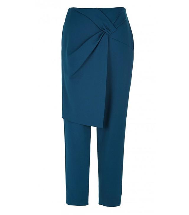 Tibi Agathe Wrap Pants