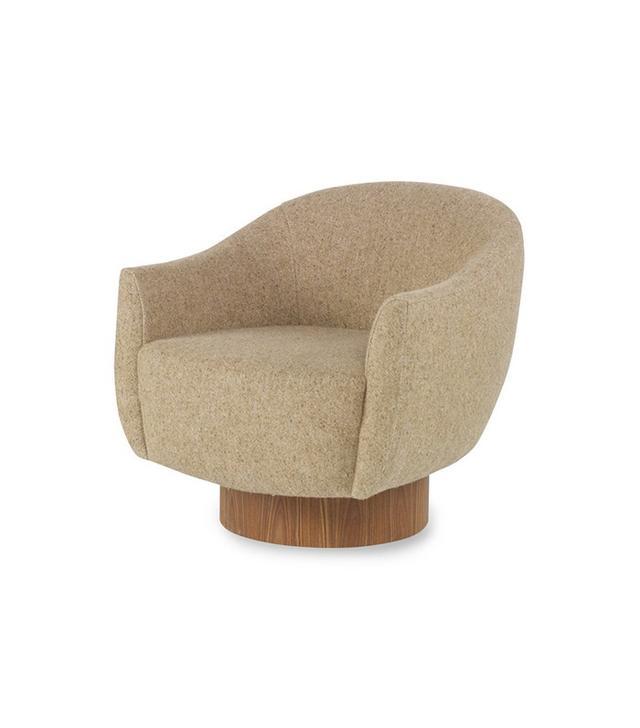 Kelly Wearstler Sonara Swivel Chair