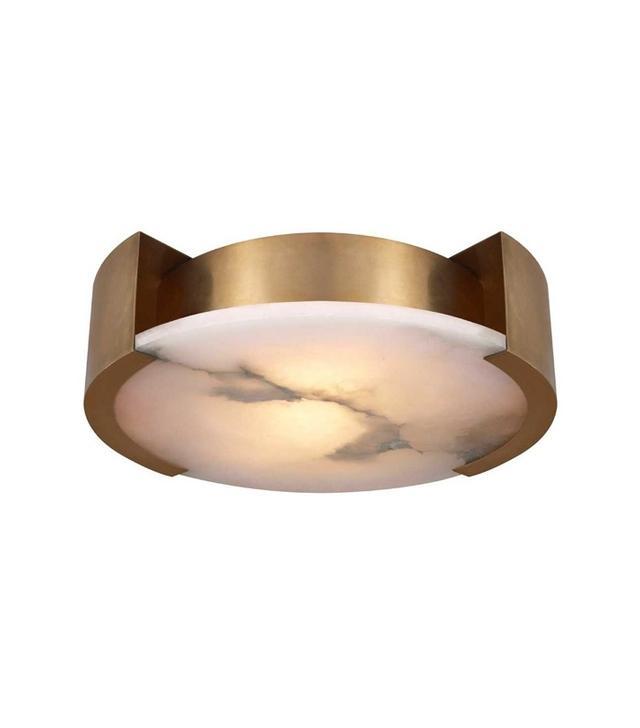 Kelly Wearstler Melange Large Flush Mount Lamp