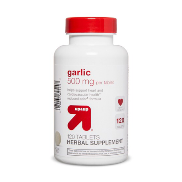 Up & Up Garlic Tablets
