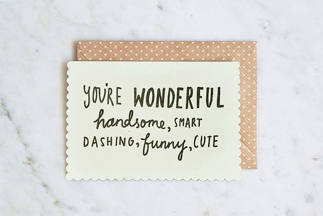 Katie Leamon Valentine's Card