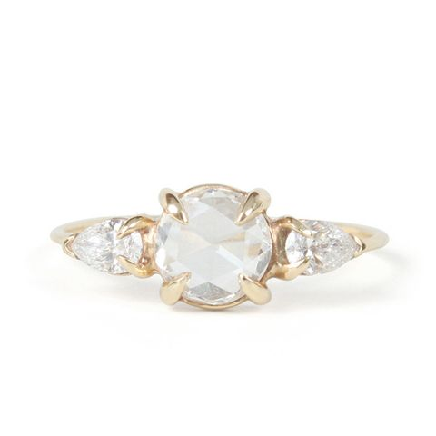 What the Average Girl Considers a Big Engagement Ring WhoWhatWear