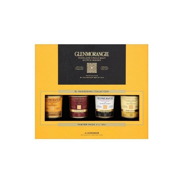 Glenmorangie Scotch Whisky Taster Pack 4 x 100mL