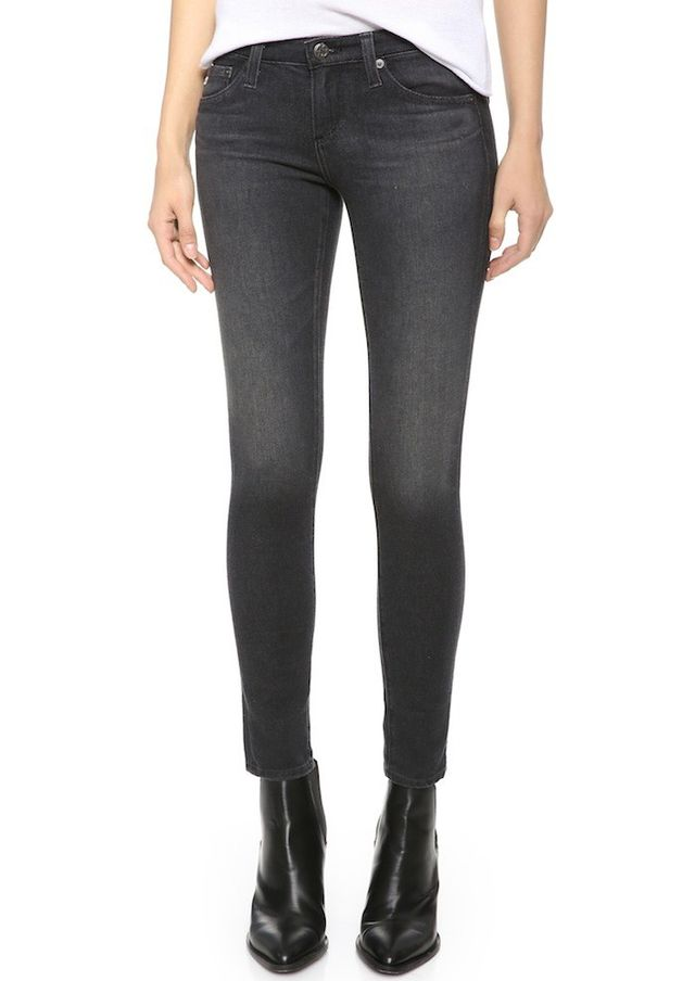 AG The Super Skinny Contour 360 Jeans