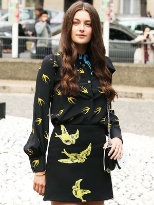 Exclusive: Actress Millie Brady Talks Red Carpet Prep