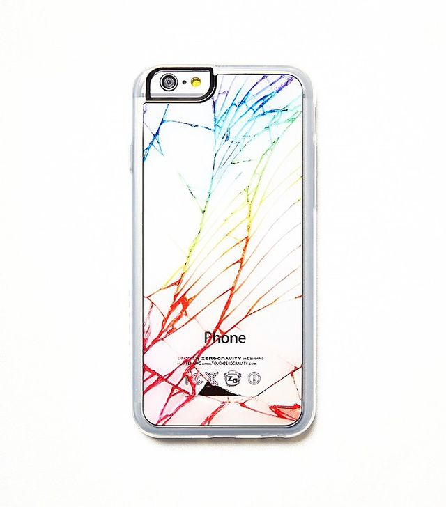 Free People Rainbow Crushed iPhone Case