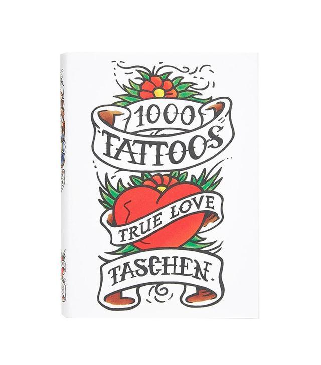 Taschen 1000 Tattoos Book