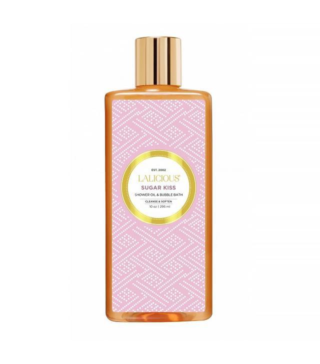 Lalicious Sugar Kiss Shower Oil and Bubble Bath