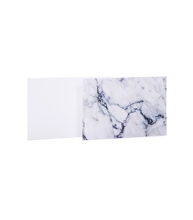 Well Received Textured Marble Card