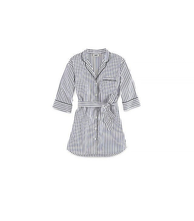 Sleepy Jones Marina Shirt Dress