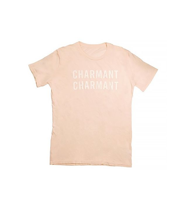 Clare V. Wear LACMA Charmant T-Shirt