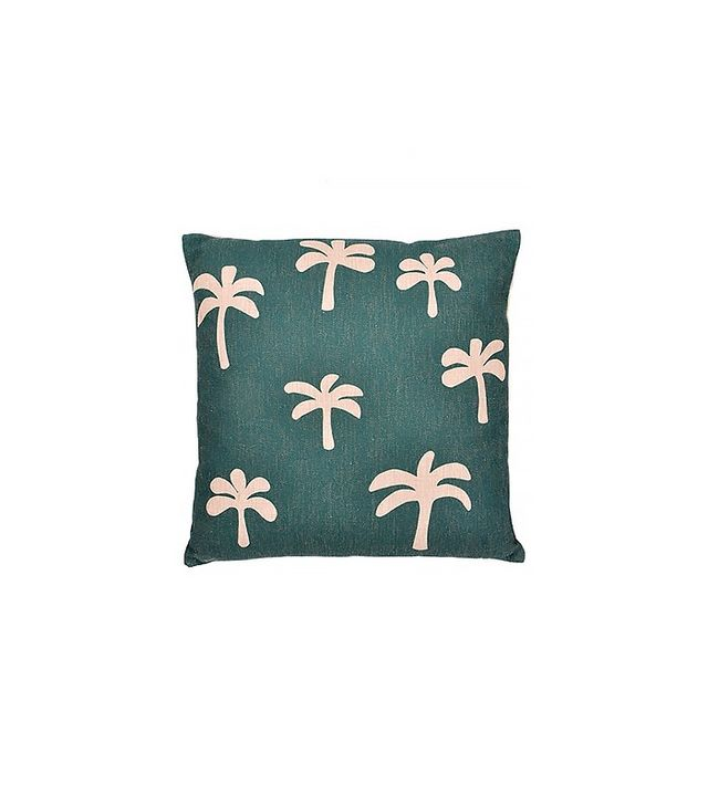Leif Palm Tress Pillow