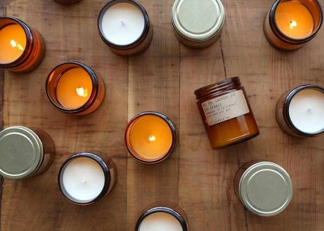 The Candle Library 6-Month Monthly Candle Subscription