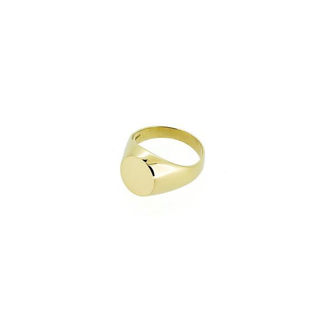 Holly Ryan Gold Signet Ring