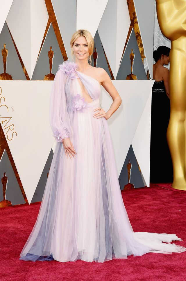 WHO:Heidi Klum