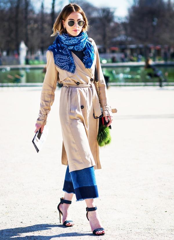 Who: Noor de Groot ofQueen of Jet Lags When/Where: Paris Fashion Week, F/W 15