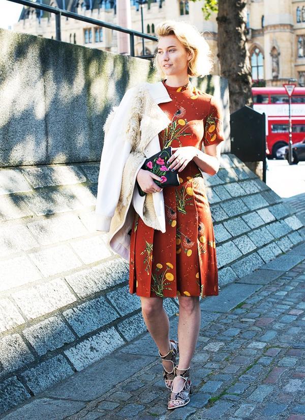 Who: Zanita Whittington ofZanita Studio When/Where: London Fashion Week, S/S 16