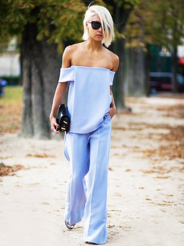 Who: Vanessa Hong ofThe Haute Pursuit When/Where: Paris Fashion Week S/S 15