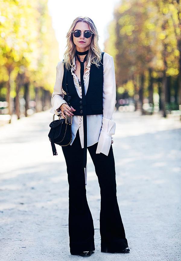 Who: Courtney Trop ofAlways Judging When/Where: Paris Fashion Week, S/S 16