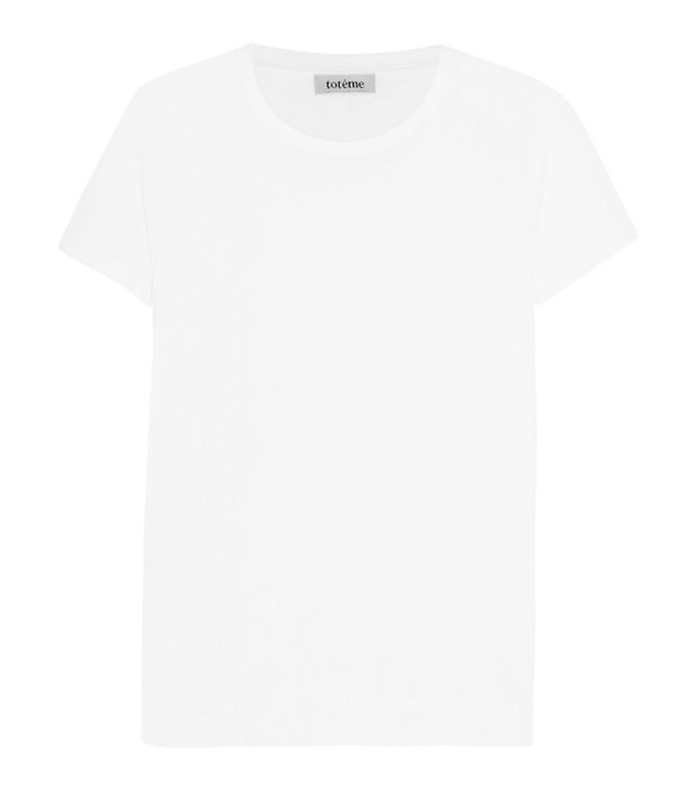 Totême Duba Modal and Cotton-Blend Jersey T-Shirt