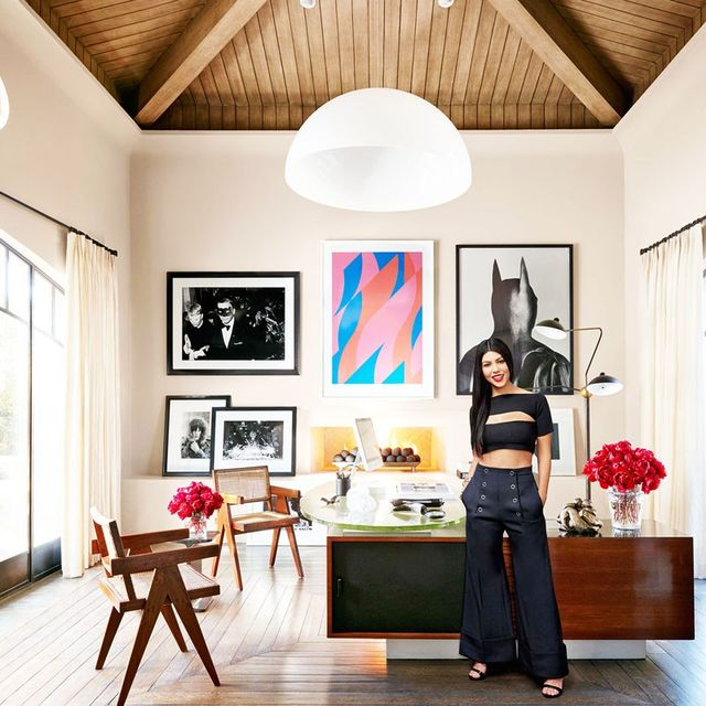 Inside Kourtney Kardashian's Stunning Family Home in California