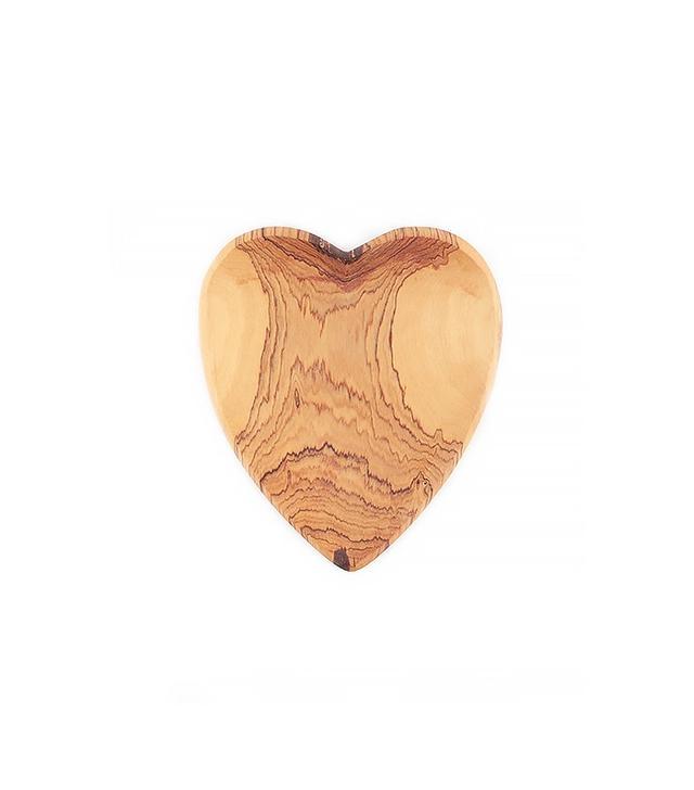 Wood Carvers of Kenya Heart Plate