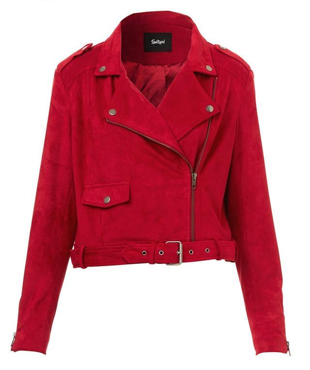 Sportsgirl Faux Biker Jacket