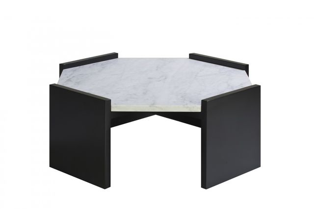 HUDSON by Greg Natale Hexagonal Coffee Table