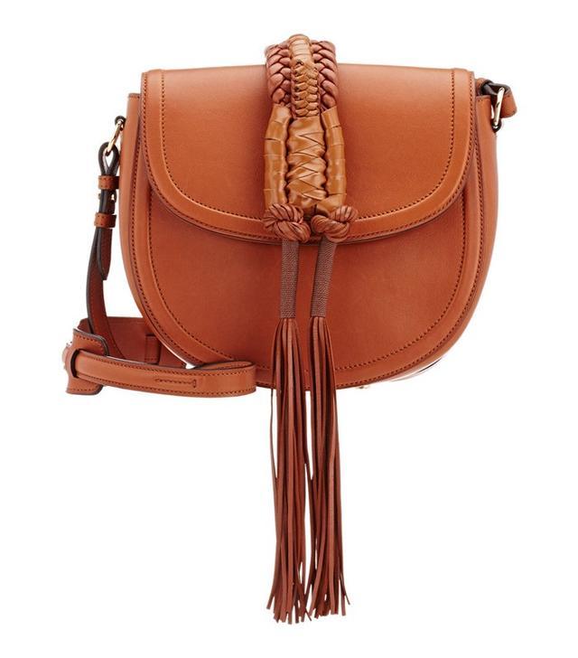 Altuzarra Ghianda Bullrope Small Saddle Bag
