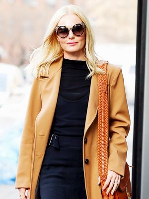 All Hail Kate Bosworth, Queen of Layering