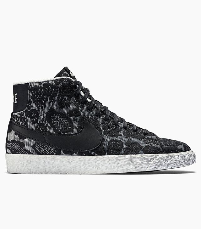 Nike Blazer Mid Jacquard Sneakers
