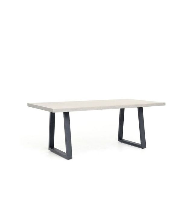 West Elm Slab Dining Table