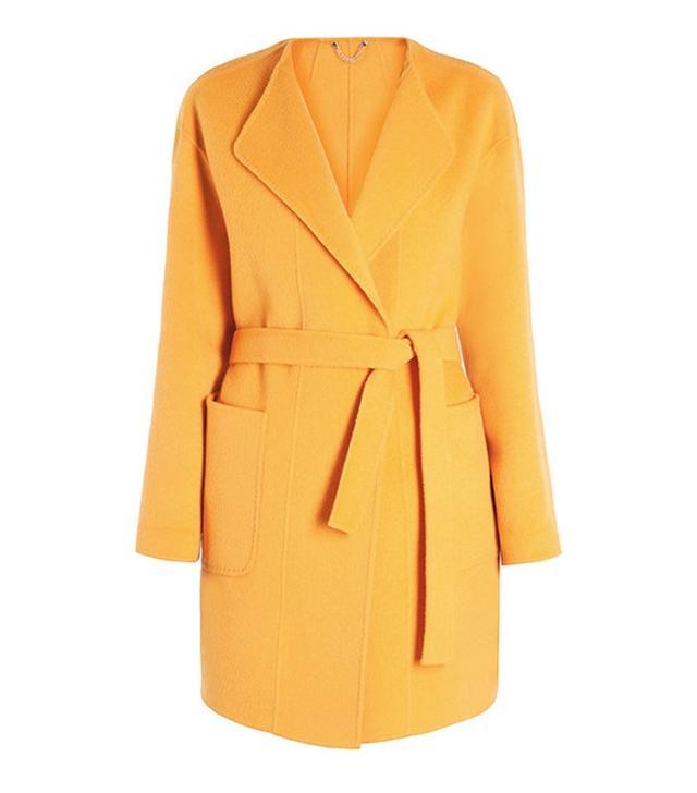 Marella Woolen Duster Coat